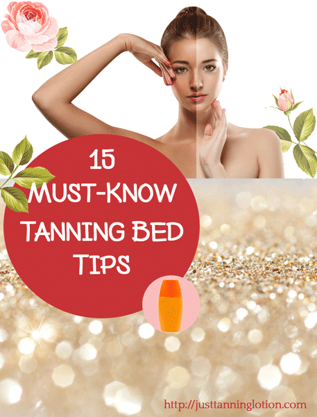 15 Must Know Tanning Bed Tips
