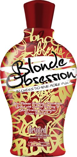 Devoted Creation Blonde Obsession Lotion