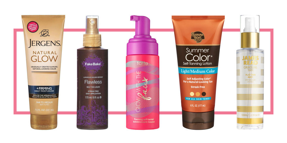 How to Use Self Tanning Lotion
