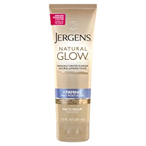 Jergens Natural Glow +FIRMING Daily Moisturizer for Body