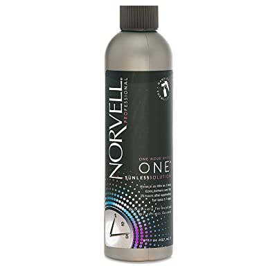 Norvell Premium Sunless Tanning Solution—One Hour