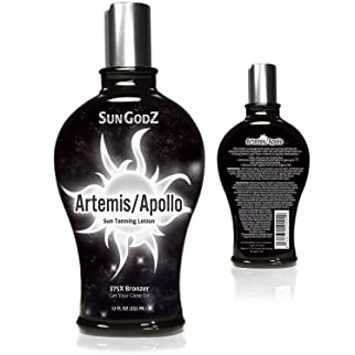 SunGodz Indoor Tanning Lotion with Bronzer